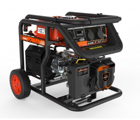 GENERGY ESTRELA, POWER: 3.000/2.800 W, motor gasolina GENERGY O.H.V. 4T,