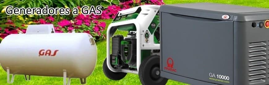 ▷ Generadores Eléctricos Gas natural y GLP – grupos BRAVO