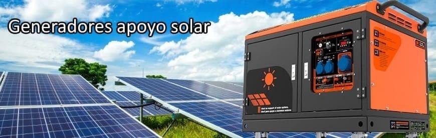 Comprar Generadores eléctricos solares de apoyo SOLAR al mejor precio